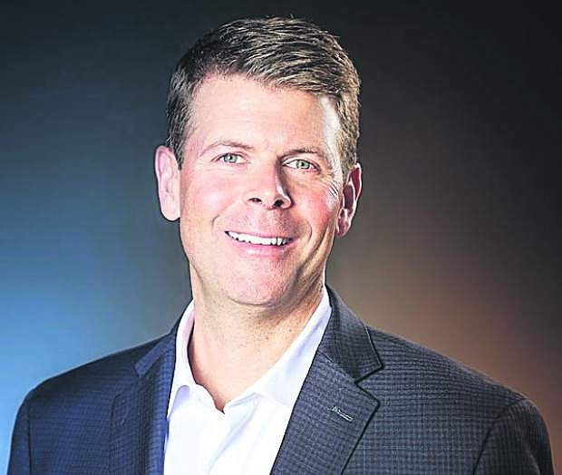 Michael Thomas is chief marketing officer for Noble Studios in Reno.
