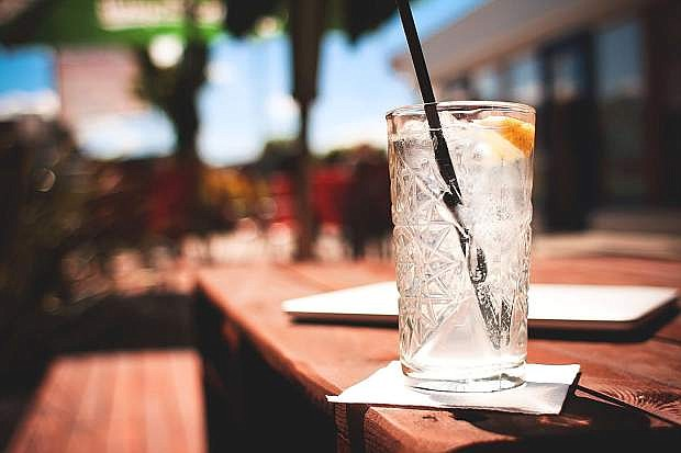 Plastic straws like these are no longer being offered by a growing number of regional bars and pubs.