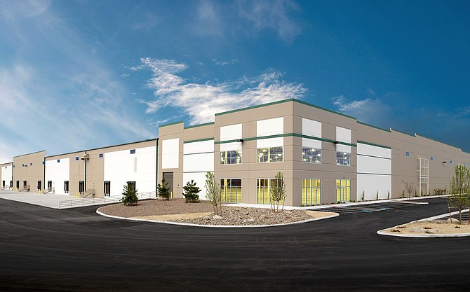 The Smart Warehousing deal means that all 1.25 million square feet of LogistiCenter at 395, Phase 1, Building A is fully leased.