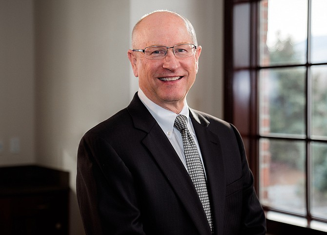 Jim DeVolld, managing director of commercial banking for First Independent Bank.