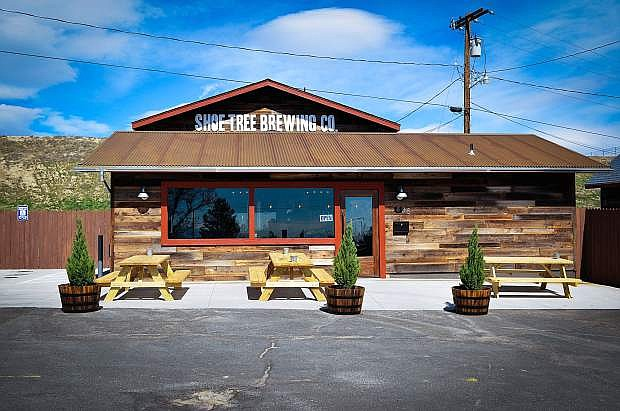 Shoe Tree Brewing Co. is a seven-barrel microbrewery located at 1496 Old Hot Springs Road in Carson City.
