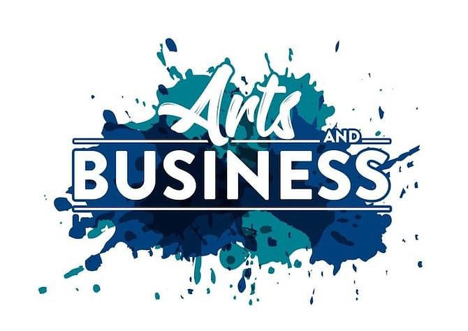 The EDAWN Arts & Business Awards logo.