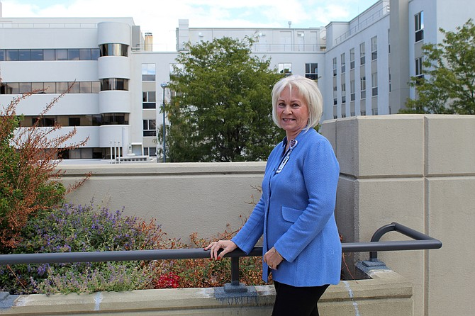 Saint Mary's Health Network CEO Helen Lidholm has more than 25 years of healthcare leadership and professional experience.