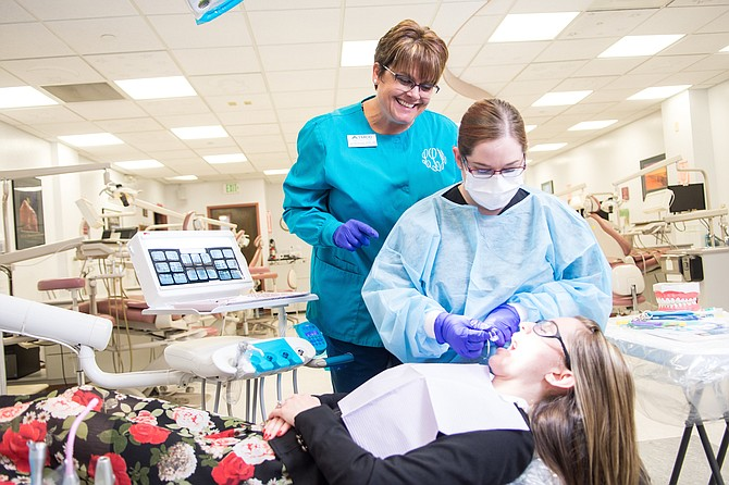 Truckee Meadows Community College offers a bachelor's degree program in dental assisting starting this fall. It's one of several programs regional colleges are implementing with a focus on growing a local workforce for rising healthcare needs.