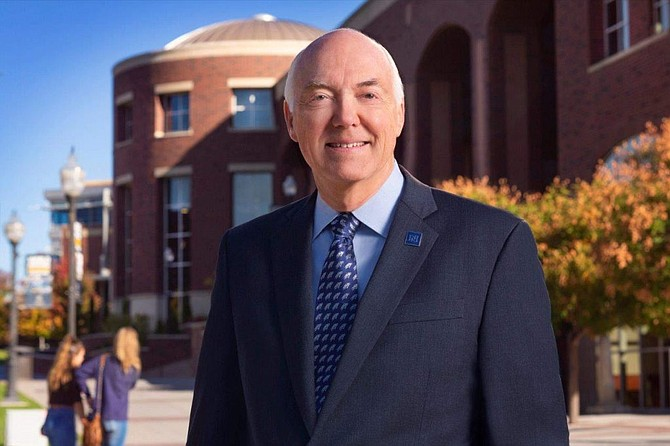 The University of Nevada, Reno announced Oct. 31 that President Marc Johnson will resign his post June 30, 20120, and transition to faculty.