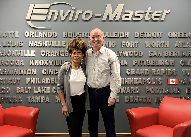 Robert and Ilda Loveall will operate the new Reno franchise location.