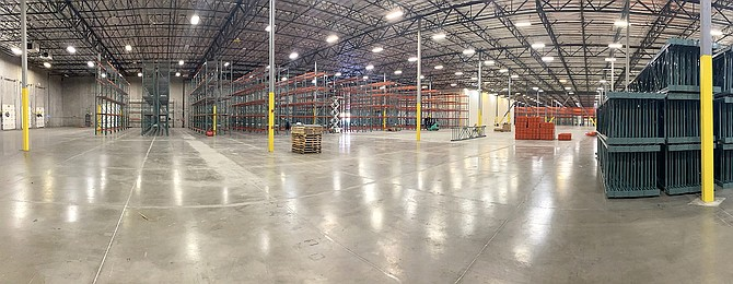 Reno Forklift provides warehouse storage systems, forklifts, industrial material handling and large capacity scales.